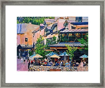 Whistler Framed Print by Dale Stillman