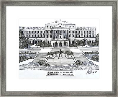 Wisconsin Framed Print by Frederic Kohli