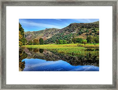 Brothers Water Framed Print by Stephen Smith