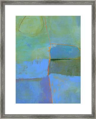 100/100 Framed Print by Jane Davies