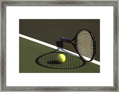 10sne1 Framed Print by Gerard Fritz
