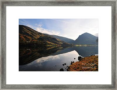 Buttermere Framed Print by Stephen Smith