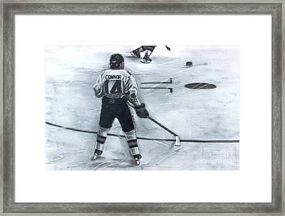 #14 Connor  Framed Print by Gary Reising