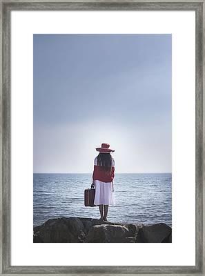 Farewell Framed Print by Joana Kruse