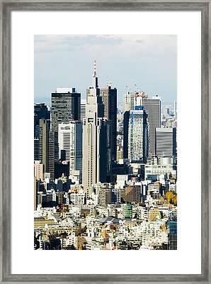 Framed Print by Bill Brennan - Printscapes