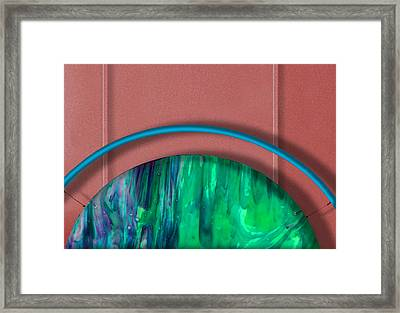 180 Framed Print by Paul Wear