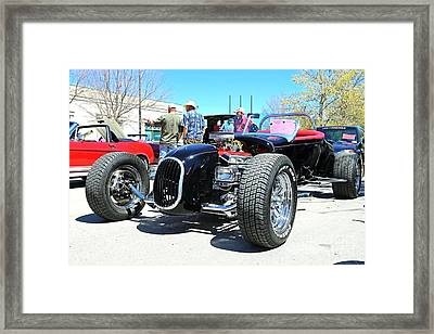 1927 Ford Roadster Framed Print by Blaine Nelson