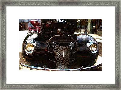 1940 Ford Coupe Framed Print by Thom Zehrfeld