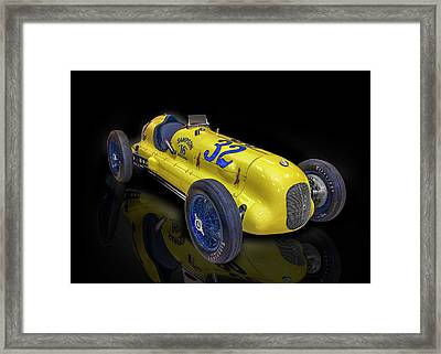 1940 Sampson Special Framed Print by Gary Warnimont