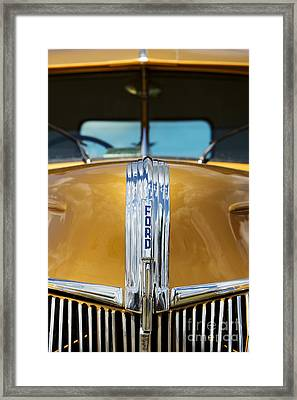 1941 Ford Pick Up  Framed Print by Tim Gainey