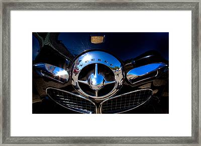 1950 Studebaker Champion Framed Print by David Patterson