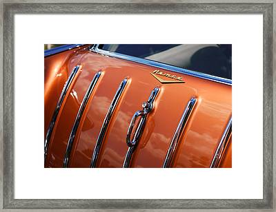 1957 Chevrolet Nomad Framed Print by Gordon Dean II