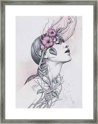 196 Framed Print by Diego Fernandez