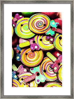 1960s Hypnotic Sweetness Framed Print by Jorgo Photography - Wall Art Gallery
