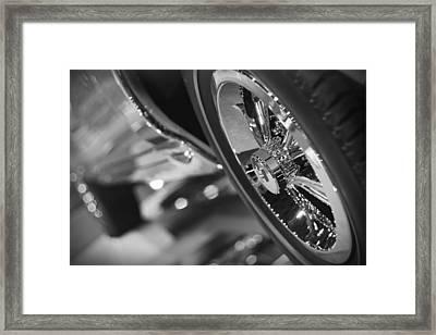 1966 Hurst Pontiac Gto Framed Print by Gordon Dean II