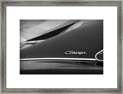 1968 Dodge Charger Framed Print by Gordon Dean II