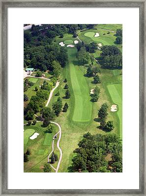 16th Hole Sunnybrook Golf Club Framed Print by Duncan Pearson