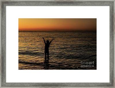 A New Day Framed Print by Jon Burch Photography