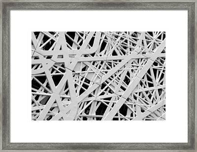 Architectural Details Framed Print by Valentino Visentini