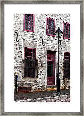Back In Time Framed Print by John Rizzuto