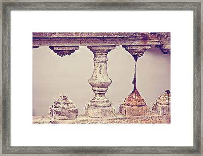 Decay Framed Print by Scott Pellegrin