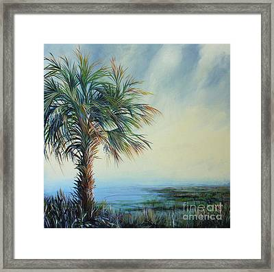 Florida Horizons Framed Print by Michele Hollister - for Nancy Asbell