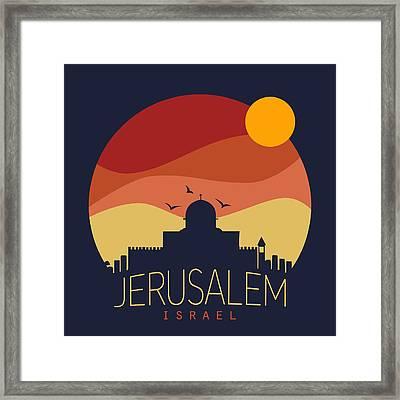 Israel  Framed Print by Mark Ashkenazi