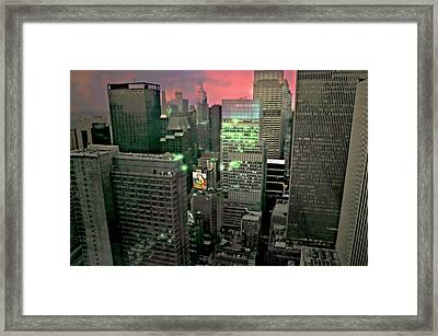 My Eyes Adore You Framed Print by Diana Angstadt