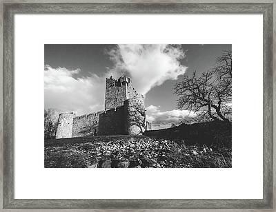 Ross Castle Framed Print by Scott Pellegrin