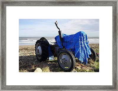 Saltburn On Sea Framed Print by Stephen Smith