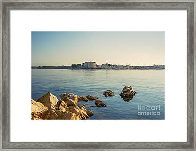 Seascape Framed Print by Svetlana Sewell