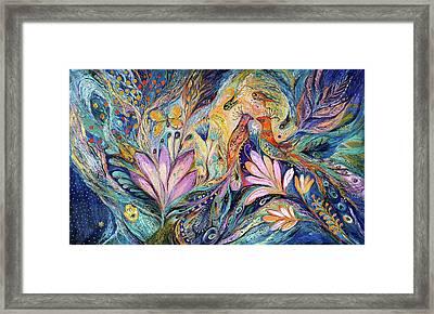 The Sea Song Framed Print by Elena Kotliarker