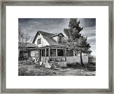 There Once Was Framed Print by Glenn McCarthy Art and Photography