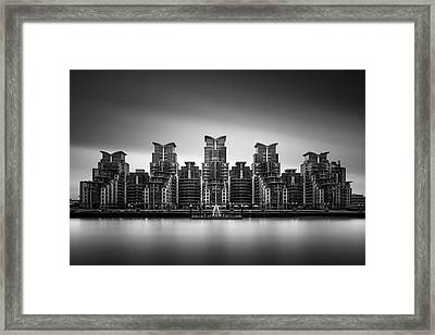 2 Time Winner Of The Worst Building In The World Award Framed Print by Ivo Kerssemakers
