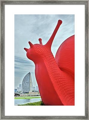 Urban Motifs. Framed Print by Andy Za