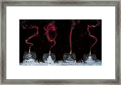 2015 Framed Print by Lorenzo Ravasco