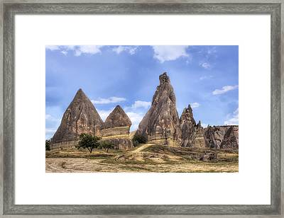 Cappadocia - Turkey Framed Print by Joana Kruse