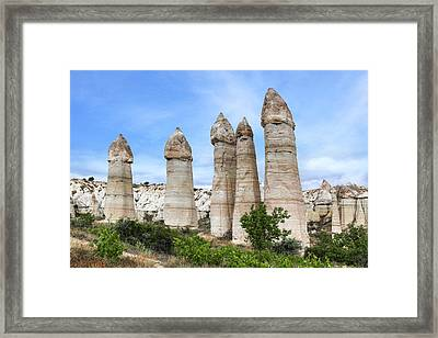 Cappadocia - Turkey Framed Print by Joana Kruse