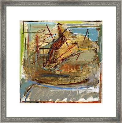 Rcnpaintings.com Framed Print by Chris N Rohrbach
