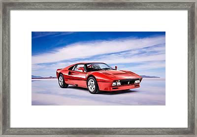 288 Gto Ferrari Framed Print by Mark Rogan