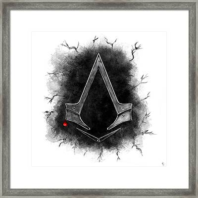 Assassin's Creed Syndicate  Framed Print by Mathieu Lalonde