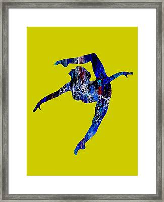 Dance Collection Framed Print by Marvin Blaine