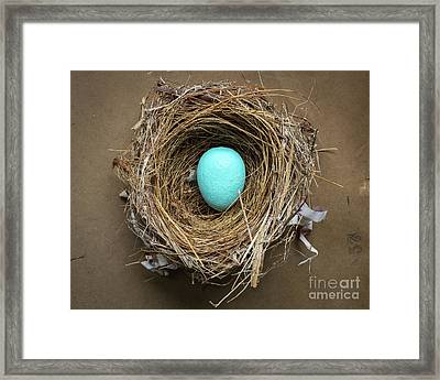 Home Sweet Home Framed Print by Edward Fielding