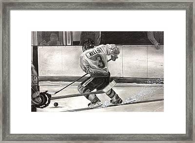 #3 Keller  Framed Print by Gary Reising