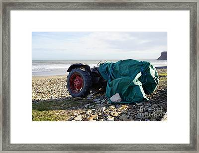Saltburn On Sea Framed Print by Stephen Smith