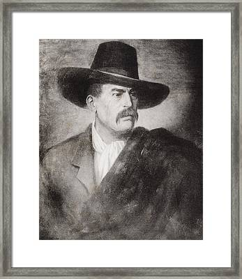 Sir Richard Francis Burton, 1821-1890 Framed Print by Vintage Design Pics