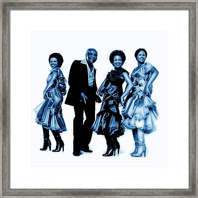 The Staple Singers Collection Framed Print by Marvin Blaine
