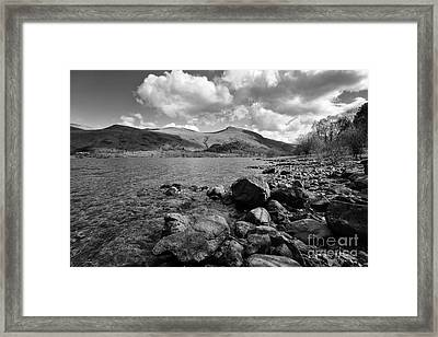 Thirlmere Framed Print by Stephen Smith
