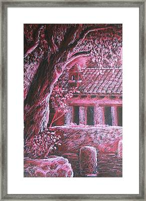 Untitled Framed Print by Patricia Gomez