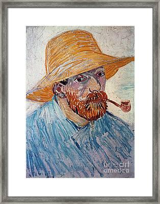 Vincent Van Gogh Framed Print by Granger
